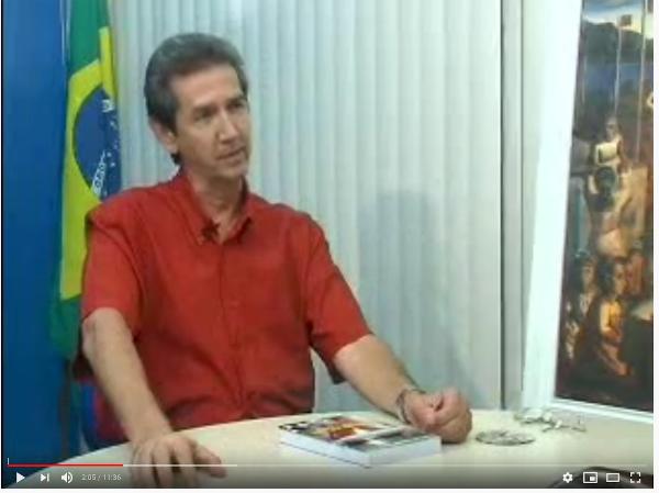 Entrevista ao Programa  Debate Brasil